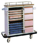 High Quality Hospital Medical Drug Delivery Trolley