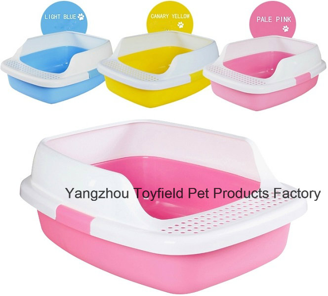 Dog Potty Tray Portable Pet Training Dog Toilet