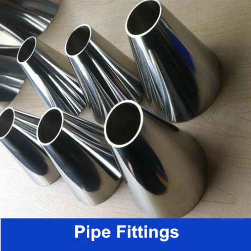 ASME Bpe Tp316L Stainless Steel Fittings