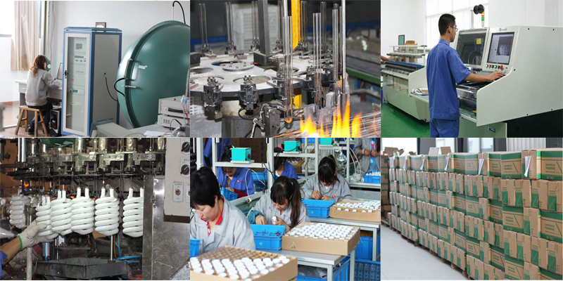 9W High Quality Ce Certificate Proved Full Spiral Tube
