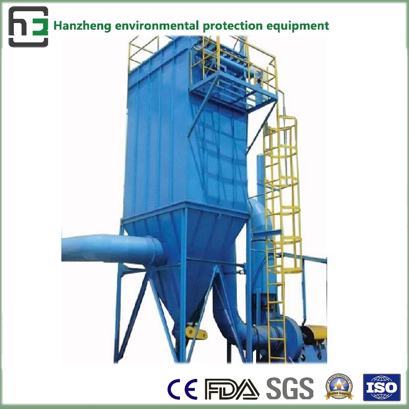 Large Scale Manufacture-Pulse-Jet Bag Filter Dust Collector