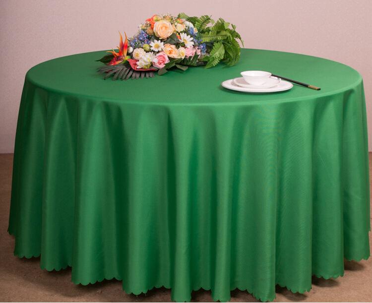 100% Linen Home Table Cloth / Hotel Tablecloth / Restaurant Tablecloth