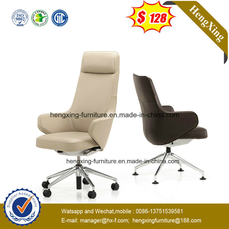 High Back Office Furniture Executive Cow Leather Office Chair (NS-6C126)