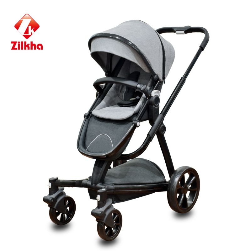 Baby Stroller with Fame and Reqular Seat