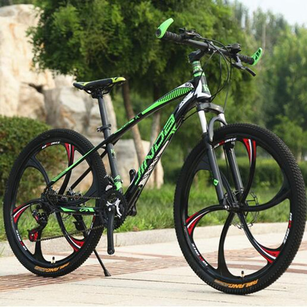 Aluminum Alloy Disc Brake Mountain Bicycle