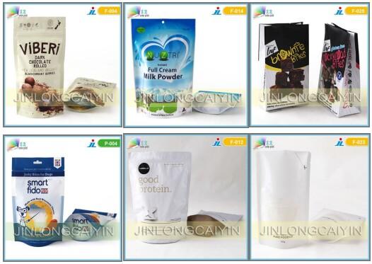 OEM Manufacturer Plastic Snack Food Packaging Bag Pouch