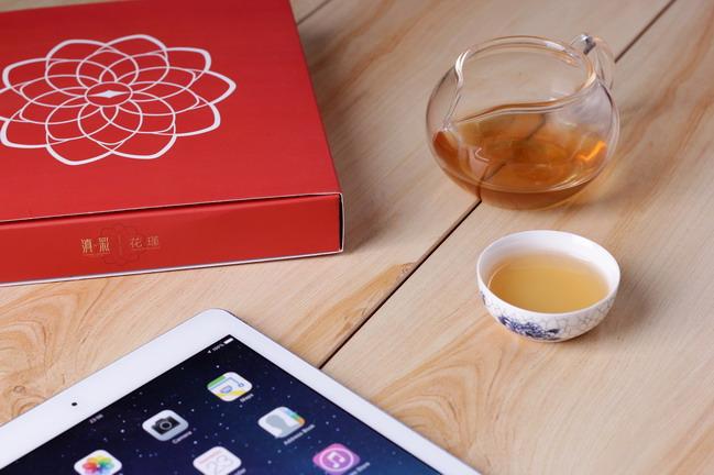 Ten Years Old Grade 3 Organic Raw Puer Tea From Yunnan