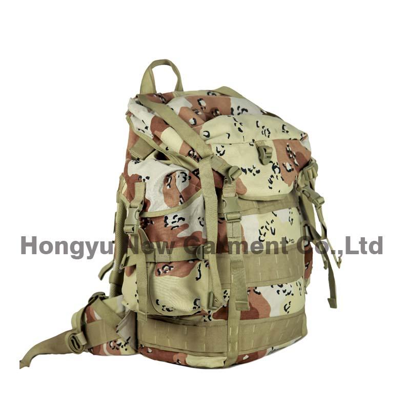 New Design Hook & Loop American Military Backpack (HY-B091)