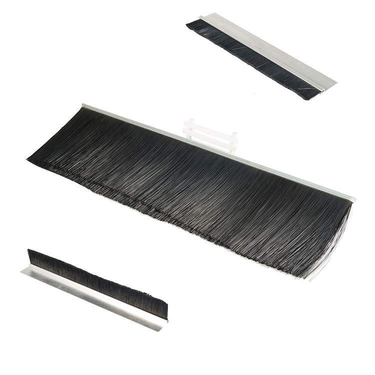 Nylon Wire Door Bottom Brush Sealing Strip Brush