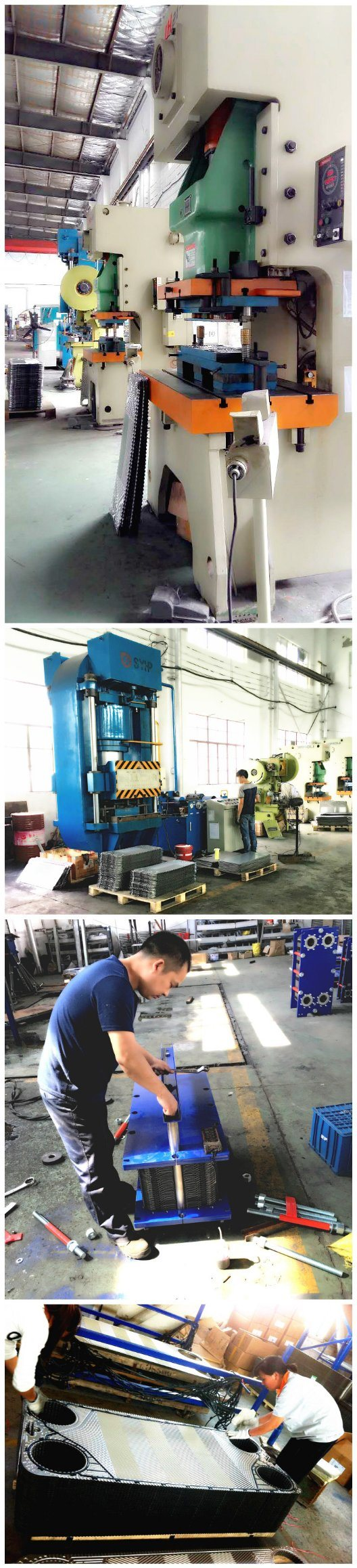 Plate Heat Exchanger P3 with High Quality