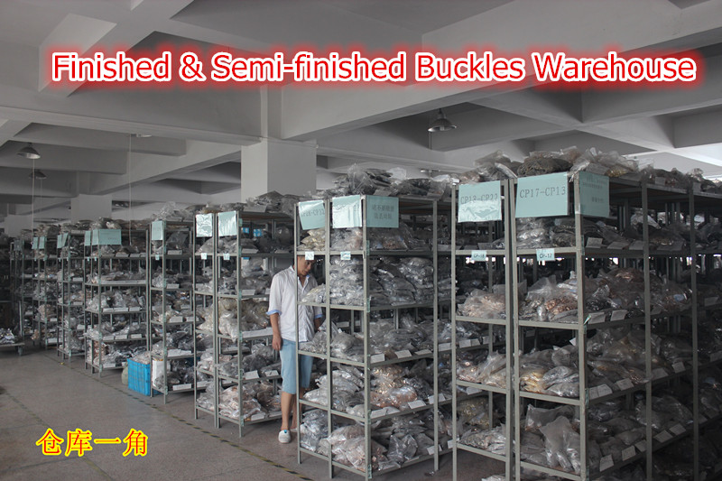 Factory Direct Cheap Plastic Shoe Accessories and Buckles