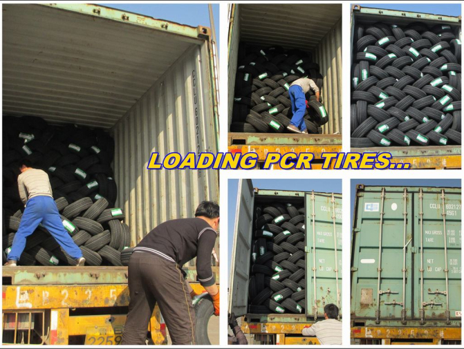 All Linglong Radial Truck Tyres Pneumatics 315/80r22.5