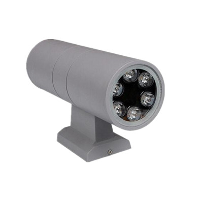 RGB Outdoor Waterproof LED Wall Light
