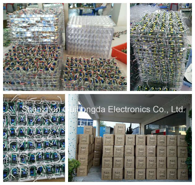 Shenzhen Factory Made 18W LED Tube Light Drivers with Hpf