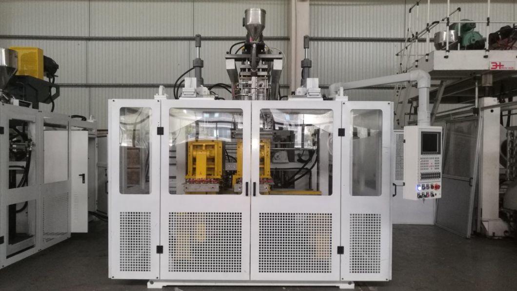Plastic Chemical Bottle Making Blow Moulding Machine