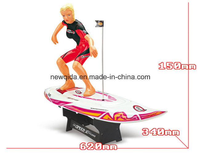 1: 8 Scale RC Ship R/C Mosquito Craft Racing Boat