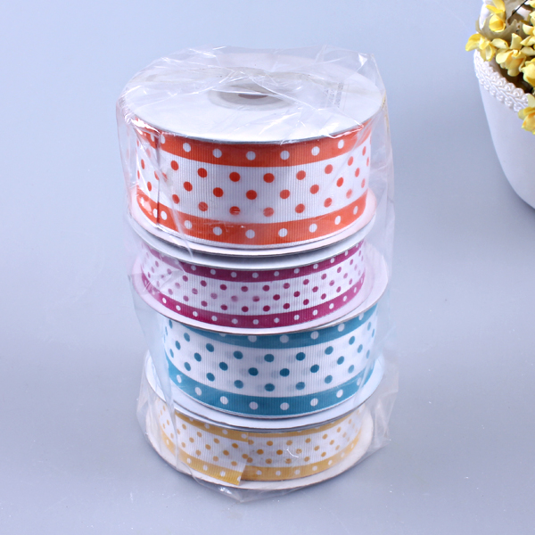 Dots Printing Ribbon in Poly Bag Packing