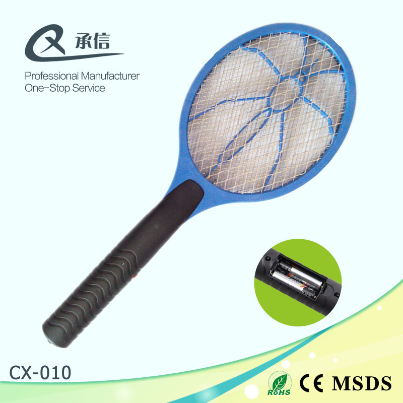 China Factory Batteries Operated Insect Killer Bat with Portable Small Size