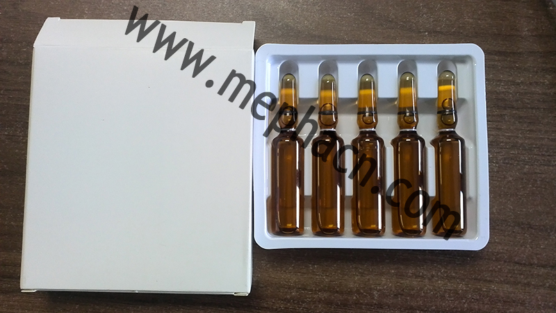 OEM Anti-Agting Coenzyme Q10 Injection /Solanesol/Ubidecarenone Injection