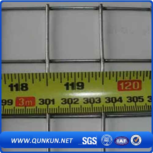Welded Wire Mesh Used in Coustruction