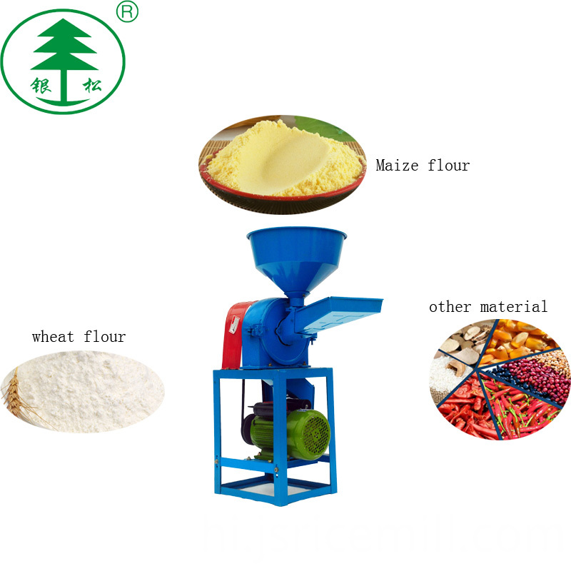 Agricultural Machinery Wheat Flour Milling Machine