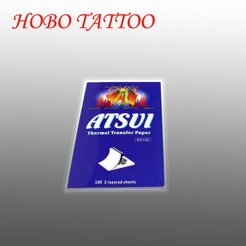 100sheets Tattoo Spirit Thermal Paper
