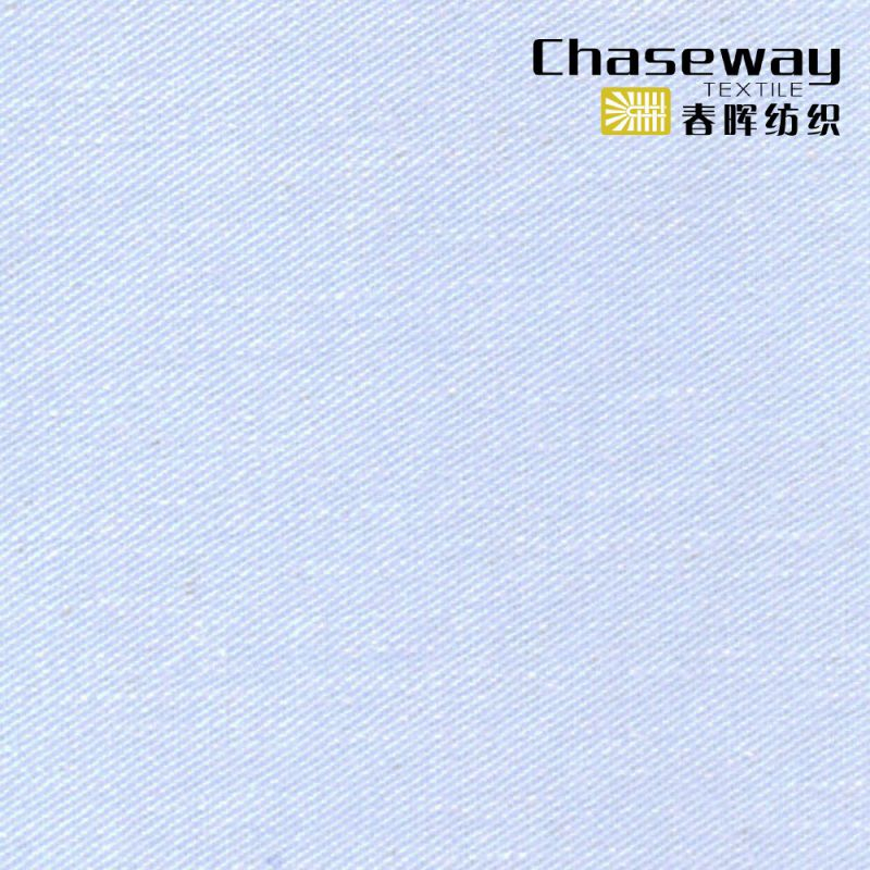 Popular Twill Washer Wrinkle Processing 100%Cotton Fabric