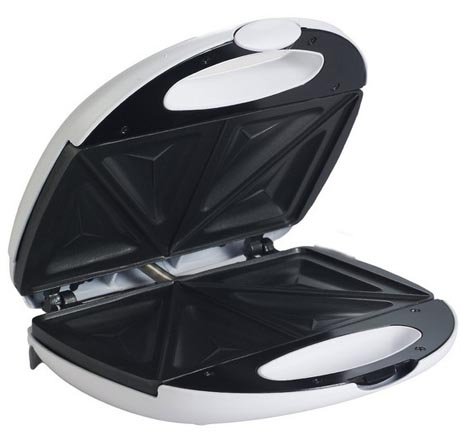 2- Slice Sandwich Maker, 2 Slice Sandwich Toaster