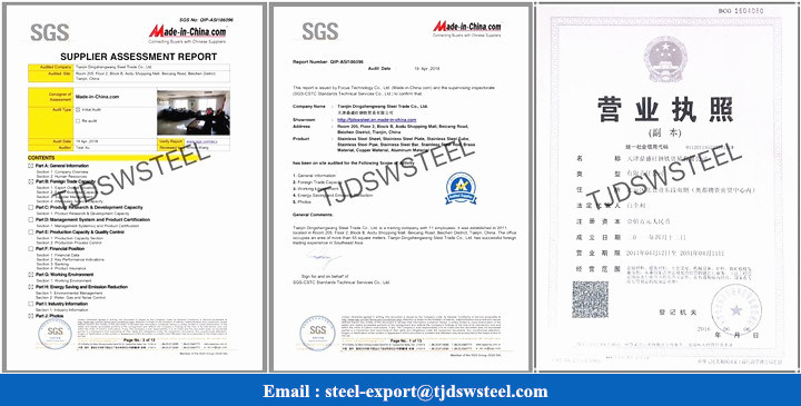 904L Acid-Resistant& Heat-Resisting Stainless Steel Sheet for Chemical Industry in Stock