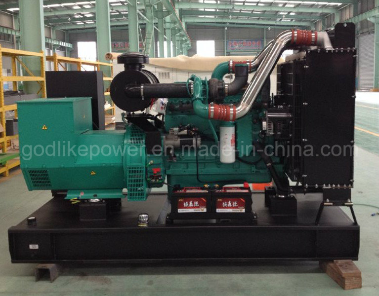 Famous Supplier Open Type 50Hz 120kw/150kVA Electrical Generator (6BTAA5.9-G2) (GDC150)