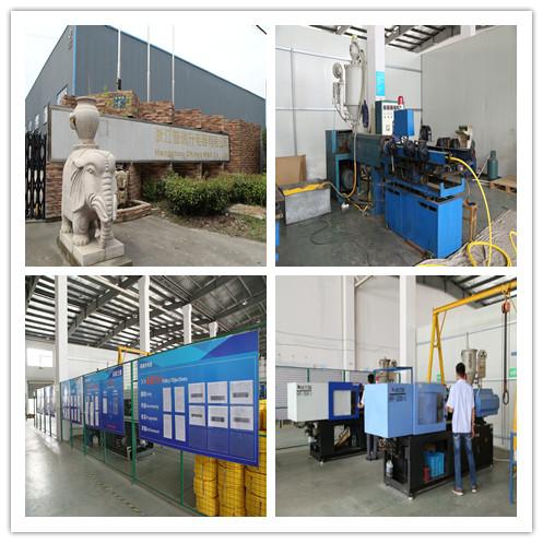 Green PVC Reinforcement Hose
