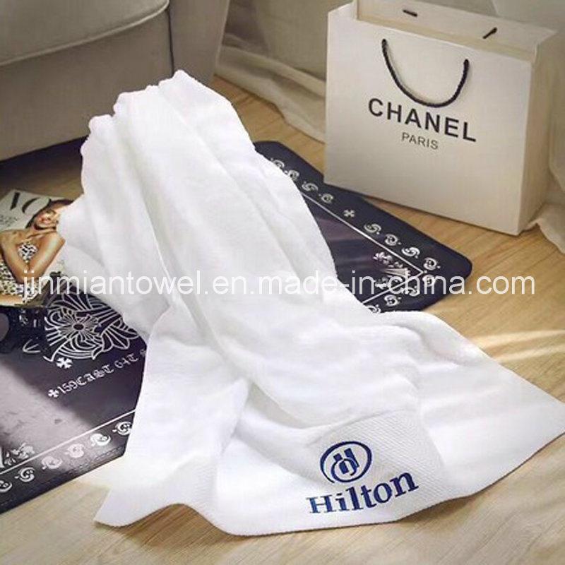 Promotion Cotton Bath Towel Hand Towel Embroidery Logo