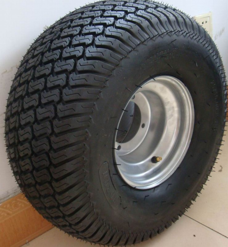 High Quality Tubeless Turf Tyre with Many Sizes