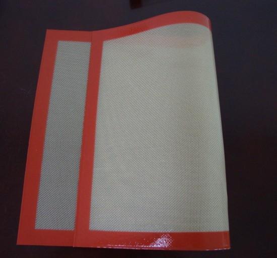 Standard and Premium Grade Silicone Baking Mat