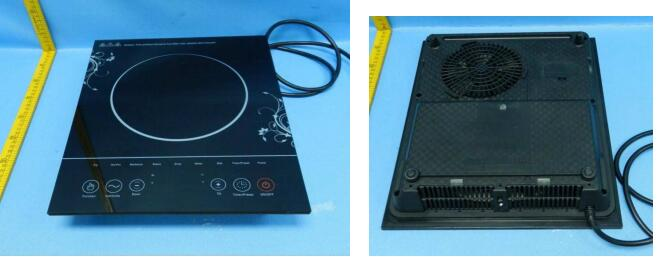 ETL Hot Selling Model Touch Induction Cooker for USA Market