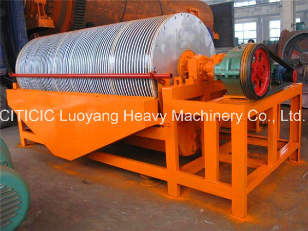 Large Capacity Wet/Dry Magnetic Separator for Iron Ore