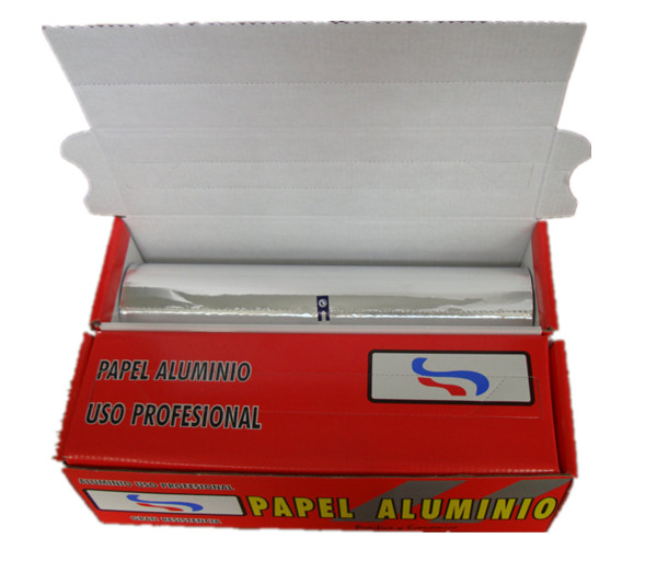 Eco-Friendly Household Food Packing Baking Aluminum Foil