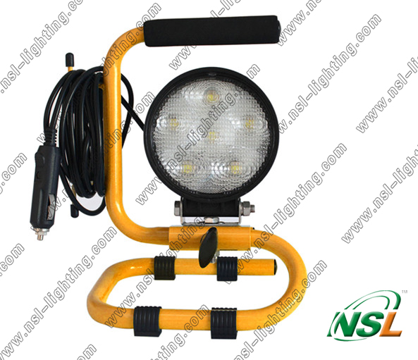 LED Spring Bracket for Showing LED Work Light