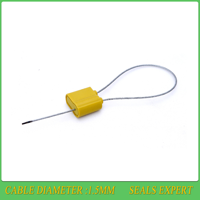 Metal Seal (JY1.5TS) , Plastic Cable Seals