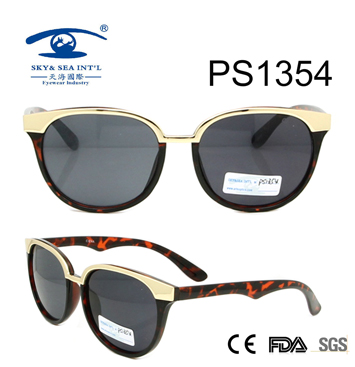 New Arrival PC Woman Style Sunglasses for Wholesale (PS1354)