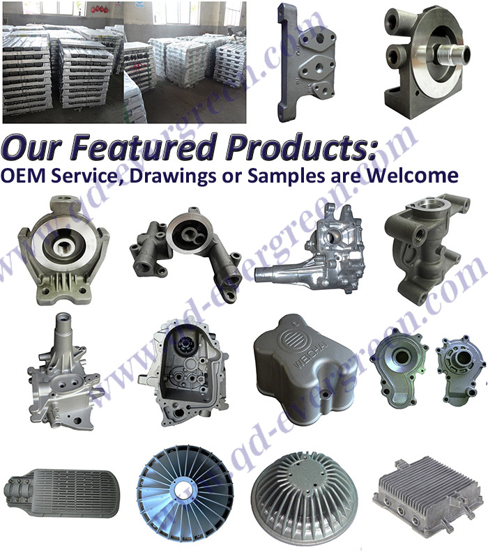 China OEM Custom Steel Casting Machining Machinery Parts