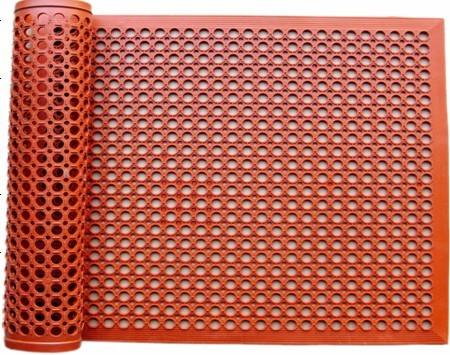 Anti Slip Rubber Mat, Anti-Static Rubber Mat, Rubber Entrance Mat