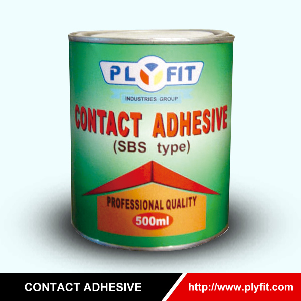 Nonn Benzene Glue Contact Adhesive Sbs Type