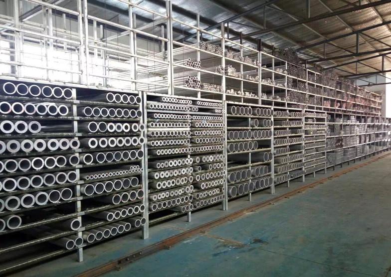 H14 H24 Temper 1100 Aluminum Pipe