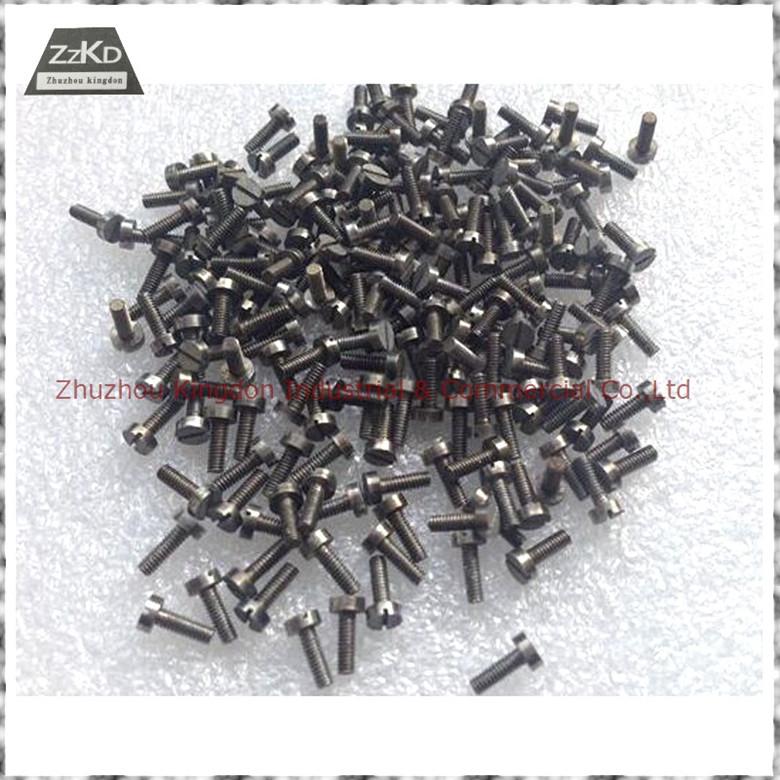 Tungsten Nail-Pure Tungsten Part