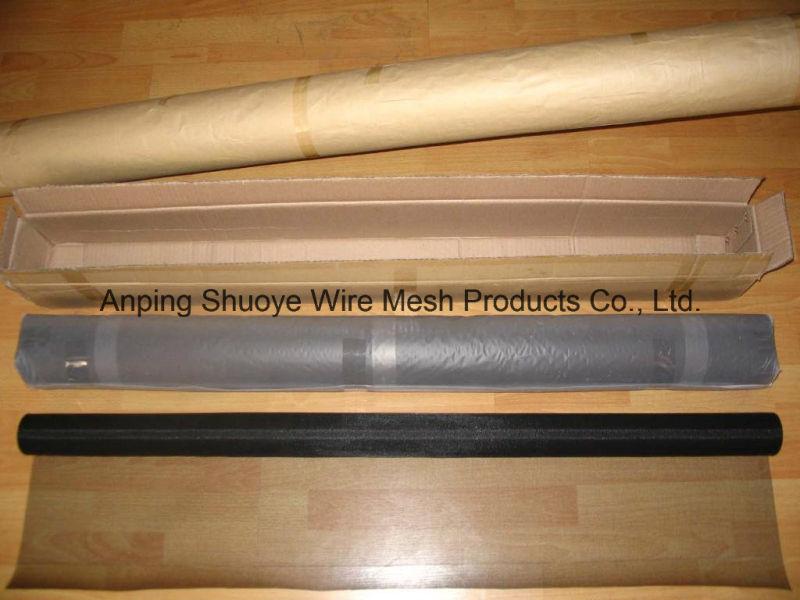 Insect Proof Fiberglass Door Screen/Window Screen/Fiberglass Mosquito Net