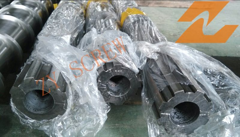 Rubber Machinery Scerw and Barrel