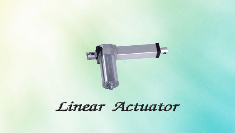 Linear Actuator with Touch Sensor Control 2/3 Actuators