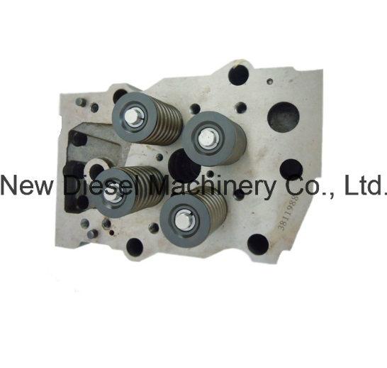 High Quality Cummins K50 Engine Part Cylinder Head 3811988