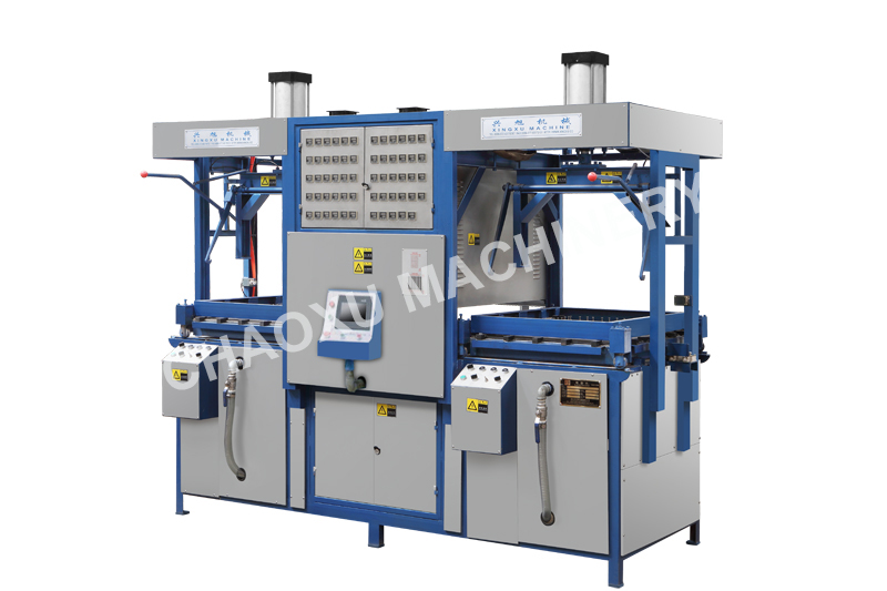 Type as Auto Vacuum Forming Machine (YX-20AS)